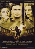 Trailer Amazons and Gladiators