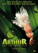 Subtitrare Arthur et les Minimoys [Arthur and the Invisibles]