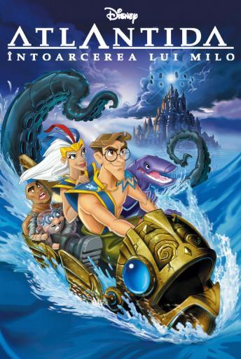 Trailer Atlantis: Milo's Return