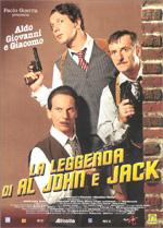 Subtitrare La Leggenda di Al, John e Jack
