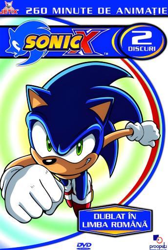 Subtitrare Sonic X