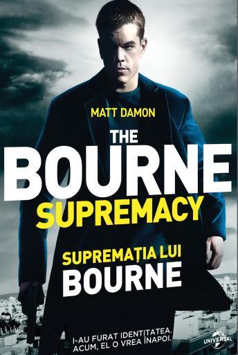 Subtitrare The Bourne Supremacy