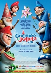 Subtitrare Gnomeo and Juliet