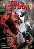 Trailer Boa vs. Python
