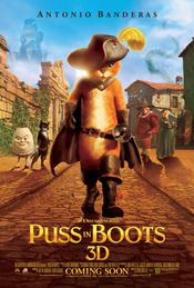 Trailer Puss in Boots