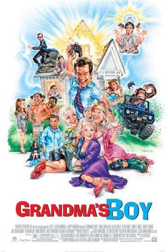 Trailer Grandma's Boy