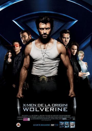 Subtitrare X-Men Origins: Wolverine