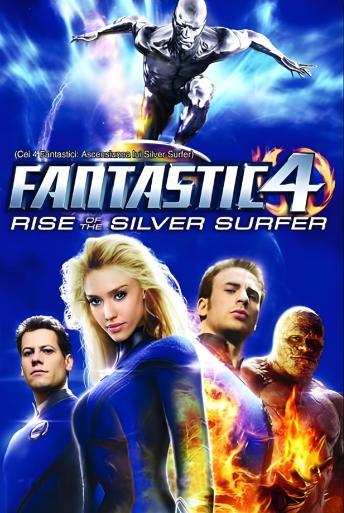 Subtitrare Fantastic Four: Rise of the Silver Surfer