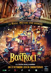 Subtitrare The Boxtrolls