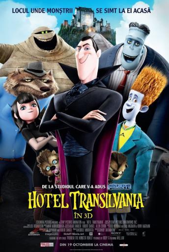Subtitrare Hotel Transylvania