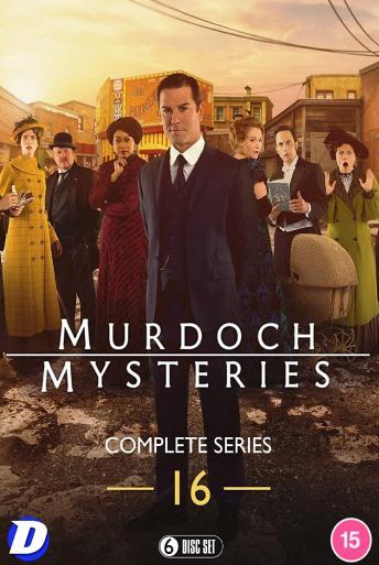 Murdoch Mysteries - Sezonul 11