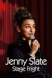 Film Jenny Slate: Stage Fright