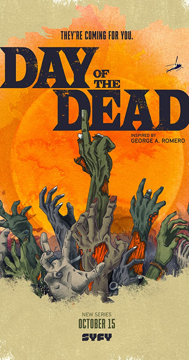 Subtitrare Day of the Dead - First Season