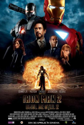 Subtitrare Iron Man 2