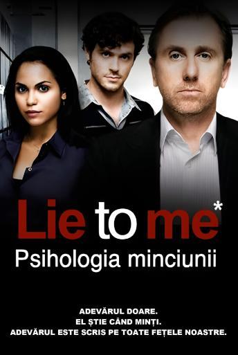 Subtitrare Lie to Me - Sezonul 1