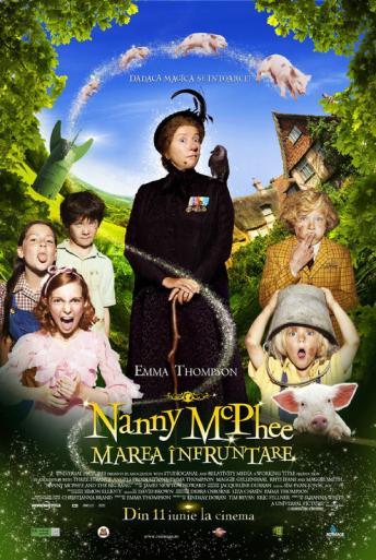 Subtitrare Nanny McPhee and the Big Bang