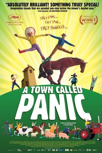 Subtitrare A Town Called Panic (Panique au village)