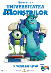 Subtitrare Monsters University