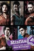 Subtitrare Misfits - Sezoanele 1-5