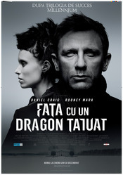Trailer The Girl with the Dragon Tattoo