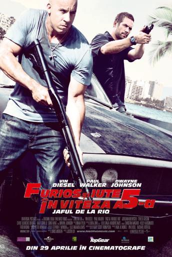 Subtitrare Fast & Furious 5