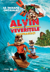 Trailer Alvin and the Chipmunks: Chipwrecked