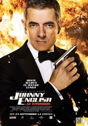 Subtitrare Johnny English Reborn