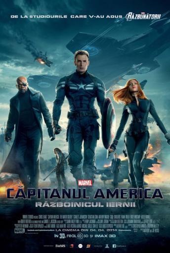 Film Captain America: The Winter Soldier