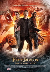 Trailer Percy Jackson: Sea of Monsters