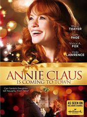 Trailer Annie Claus is Coming to Town