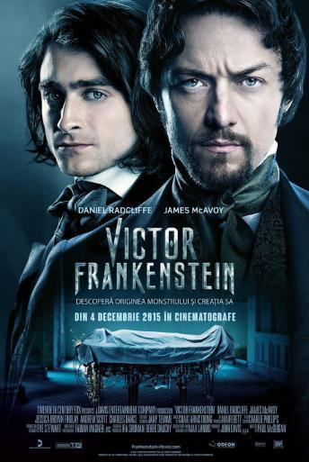 Subtitrare Victor Frankenstein