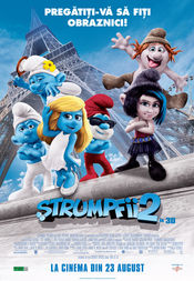 Trailer The Smurfs 2