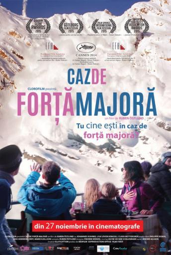 Subtitrare Force Majeure (Turist)
