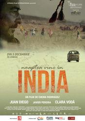 Trailer Anochece en la India