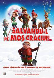 Trailer Saving Santa