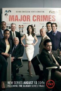 Subtitrare Major Crimes - Sezonul 1