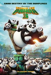 Subtitrare Kung Fu Panda 3