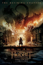 Subtitrare The Hobbit: The Battle of the Five Armies
