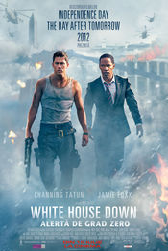 Trailer White House Down