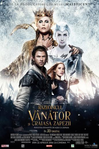 Trailer The Huntsman Winter's War