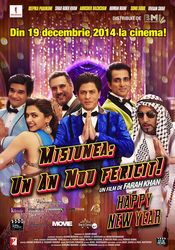 Trailer Happy New Year