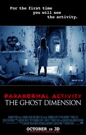 Trailer Paranormal Activity: The Ghost Dimension