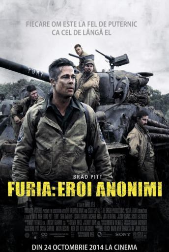 Subtitrare Fury