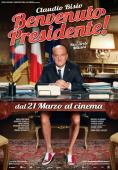 Subtitrare Welcome Mr. President (Benvenuto Presidente!)