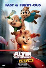 Subtitrare Alvin and the Chipmunks: The Road Chip