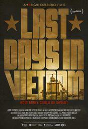Subtitrare Last Days in Vietnam