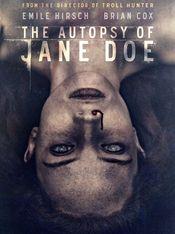 Trailer The Autopsy of Jane Doe