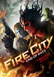 Trailer Fire City: End of Days