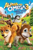 Film Alpha and Omega 3: The Great Wolf Games