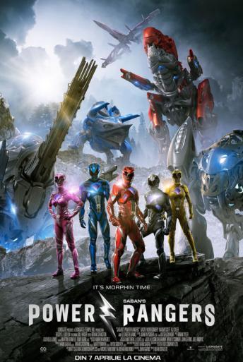 Subtitrare Power Rangers
